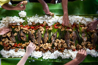 3 - Filipino foods - what to expect