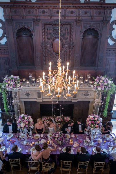 Gatsby themed wedding at The Branford House in Groton, CT