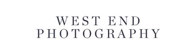 West End Photography Logo by Tucson Wedding Photographer Bryan and Anh