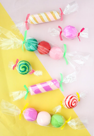 DIY Candy Surprise Ball Advent Calendar-5