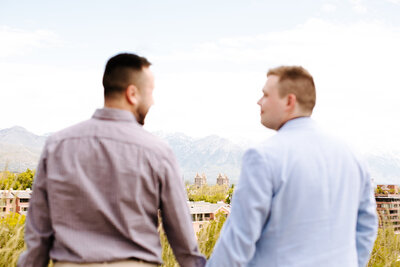 Utah State Capitol LGBTQ Elopement - Photo by Marina Rey Photography LLC-8020