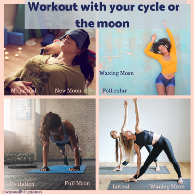 Workout with your cycle2