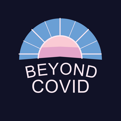 Beyond COVID with beyond COVID log