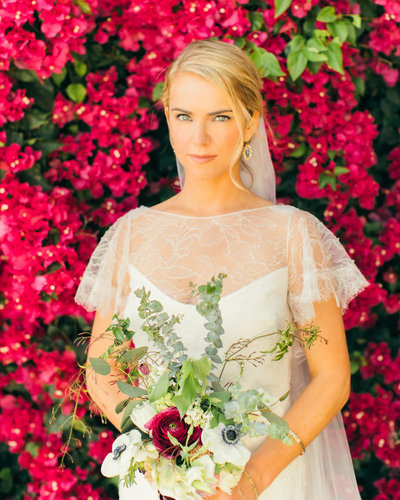 The Odonnell house wedding in palm springs photos