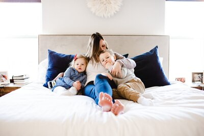 Fort Worth Dallas Family In Home Lifestyle Photography