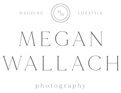 megan wallach photography logo