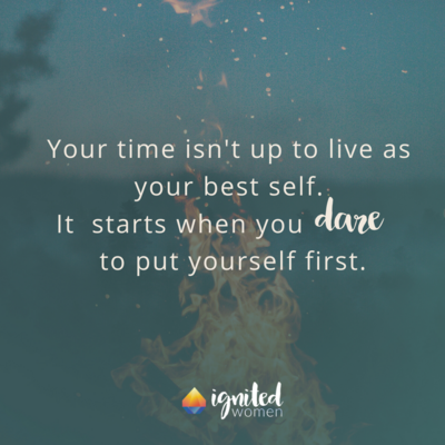 dare to put yourself first (1)