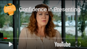 Confidence in Presenting
