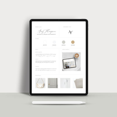 Handcrafting Heartfelt Brand & Website Designs for Female Creatives |  Showit | Showit Templates | by Viva la Violet | Amy Thompson