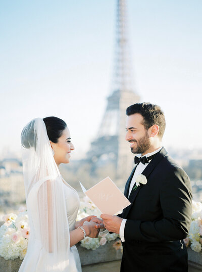 SHANGRI-LA PARIS ELOPEMENT