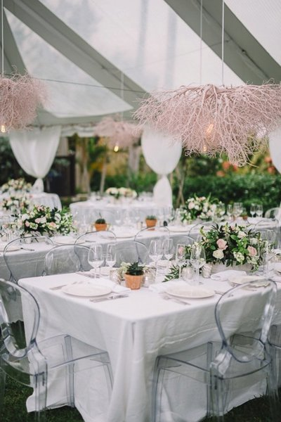 Tented Plantation Wedding in Barbados
