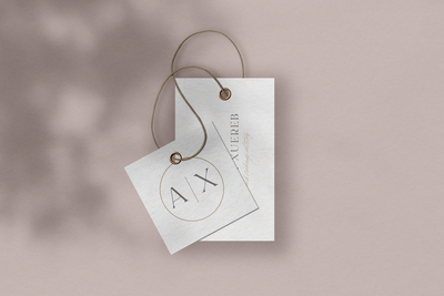 Laura Colby Photography branding and logo mockup