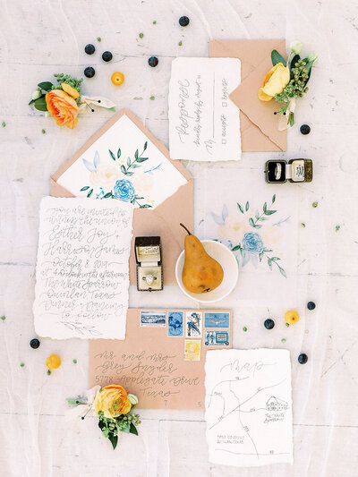 Intimate Romantic Forest Elopement at the White Sparrow Barn (2)