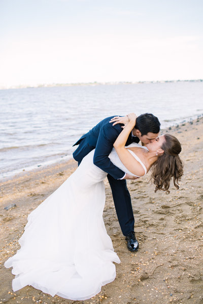 Ashley Mac - Showcase Nautical Bouthouse Wedding - 56