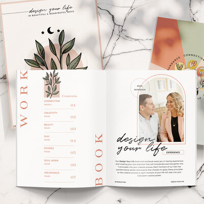 design your life book and workbook