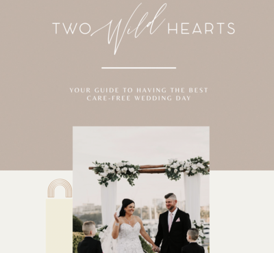 Carefree Wedding Day Guide