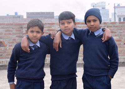 3 Boys Pakistan