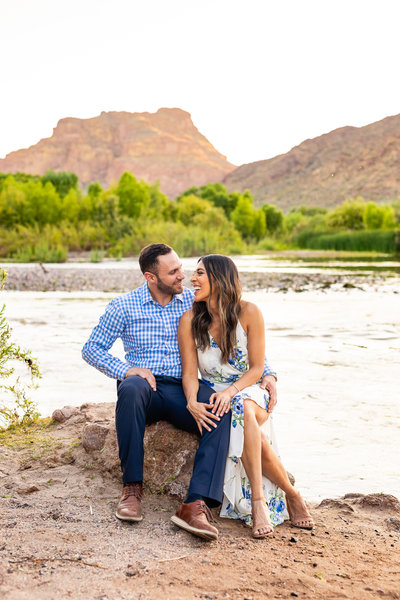 Celina + Colton - Engagement - Salt River Engagement Session-138