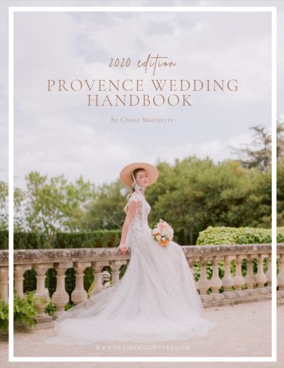 Provence Wedding Guide