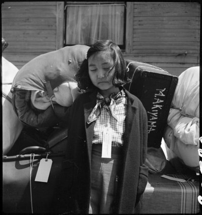 Dorothea Lange's Censored Photographs of FDR's Japanese Concentration Camps — Anchor Editions (2)