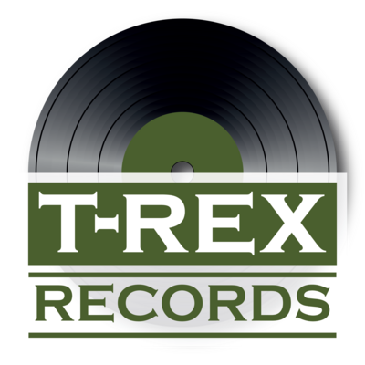 Logo T-rex Records-01
