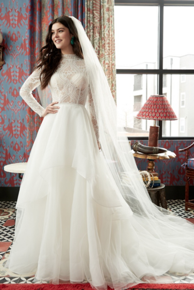Connelly 15700 Plus Size - Wtoo by Watters - Janene's Bridal