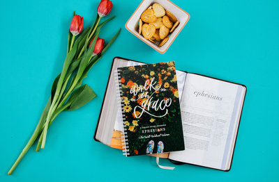 Well-Watered Women Ephesians Walk In Grace Journal