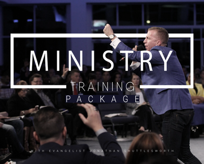 Revival Today's Ministry Training Package