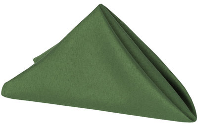 Polyester-Napkin-Willow-Green