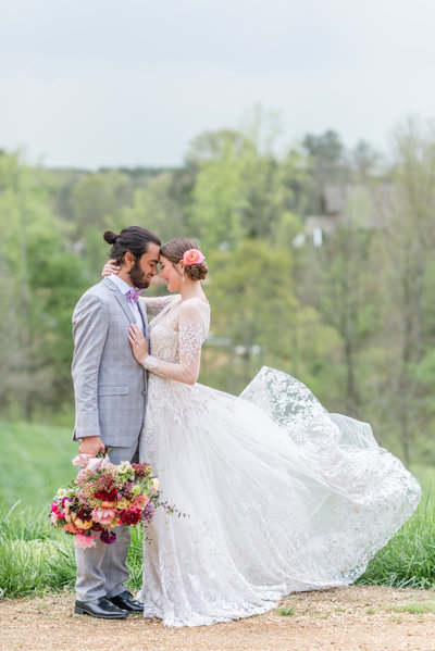 Romantic Indiana Wedding Photography
