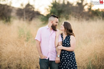 Irvine Regional Park Engagement Professional Photography Orange County Wedding Nature