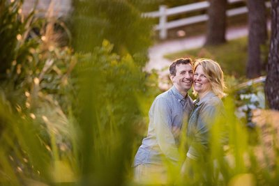 Wequassett Sean + Cindy grasses by Kelly Cronin