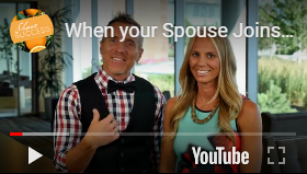 When your spouse joins the business