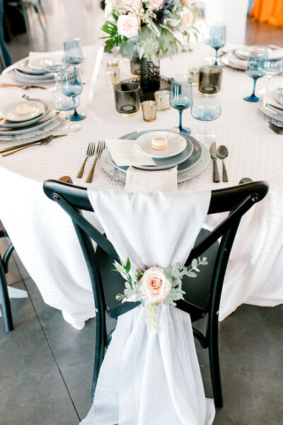 chicago photographer table decor for events and weddings