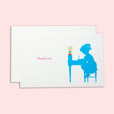 coral-and-blue-kids-paintbrush-thank-you-card-girls-flat