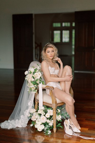 Luxmore Bridal Boudoir Editorial Casie Marie Photography-1