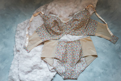 Liberty Fabric Grace Panties and Marlborough Bra (1 of 1)