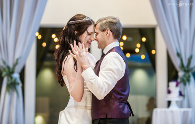 Romantic-First-Dance-at-Ashley-Ridge-Wedding-Reception-at-Wedgewood-Weddings