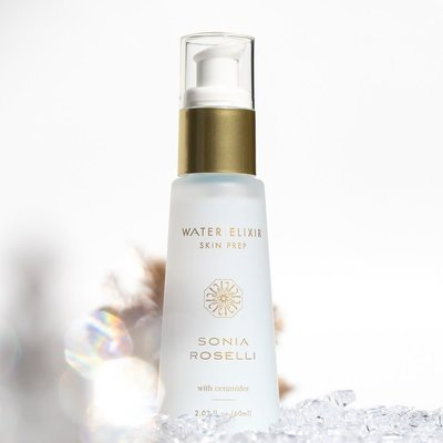 Sonia Roselli Beauty Water elixer skin prep for makeup artists