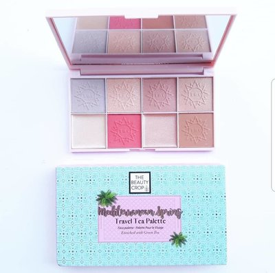 travel tea palette