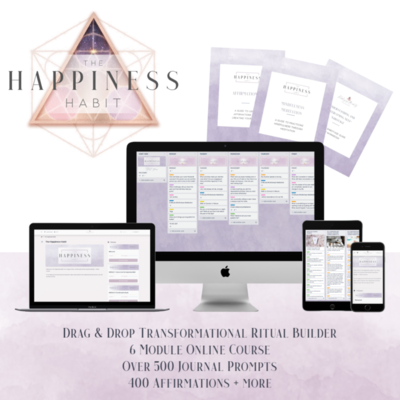 The Happiness Habit Promo Image