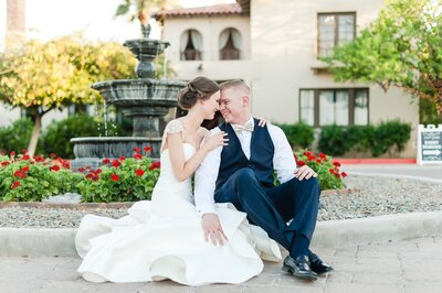 The Secret Garden - Leslie Ann Photography - Phoenix AZ Wedding Photographers