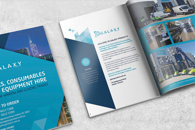 Galaxy Products Consumables Catalogue by The Brand Advisory