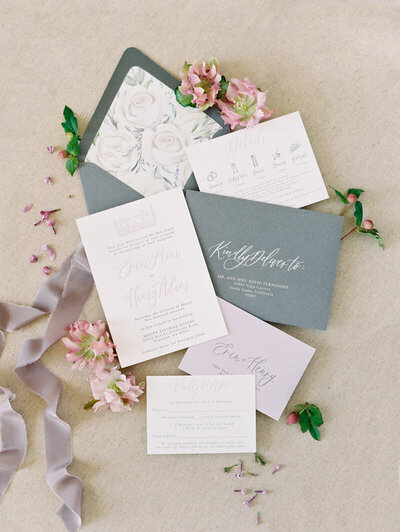 pirouettepaper.com | Wedding Stationery, Signage and Invitations | Pirouette Paper Company | Wedding Invitations | Jordan Galindo Photography _ (49)