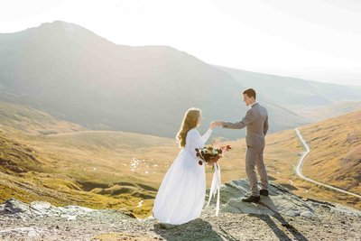 Hatchers Pass Anniversary Session