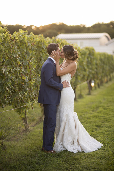 Saltwater Farm Vineyard Wedding Photography