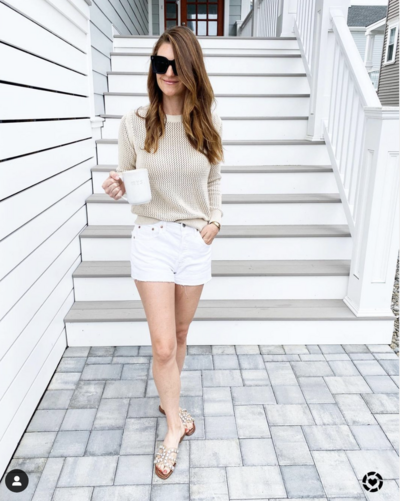 coastal-style-sweater-whiteshorts