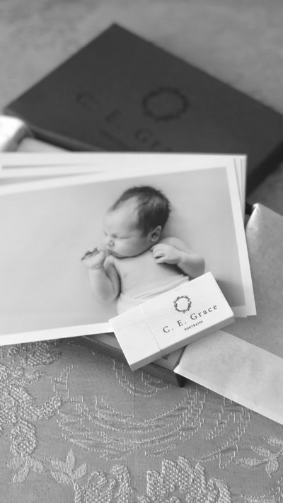 C. E. Grace Portraits | MS Newborn Maternity Photographer