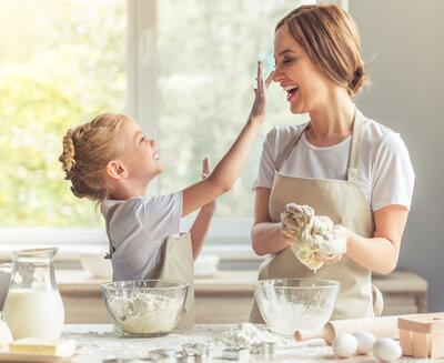 Create meaningful family memories in the kitchen