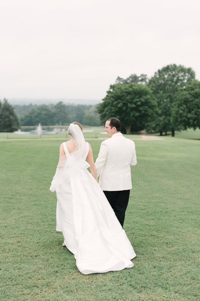 Richmond Wedding at Country Club of Virginia James River